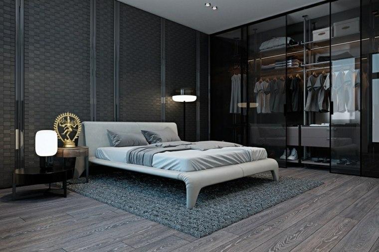 Dormitorios armarios funcionales y modernos para el hogar - Dormitorios dorados ...