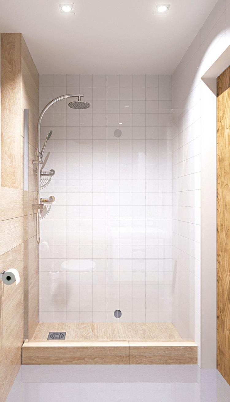 duchas lineas colores salas baño blanco