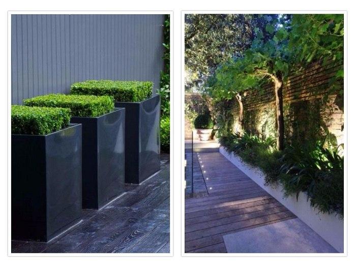 especiales jardines estilos muestras suelos