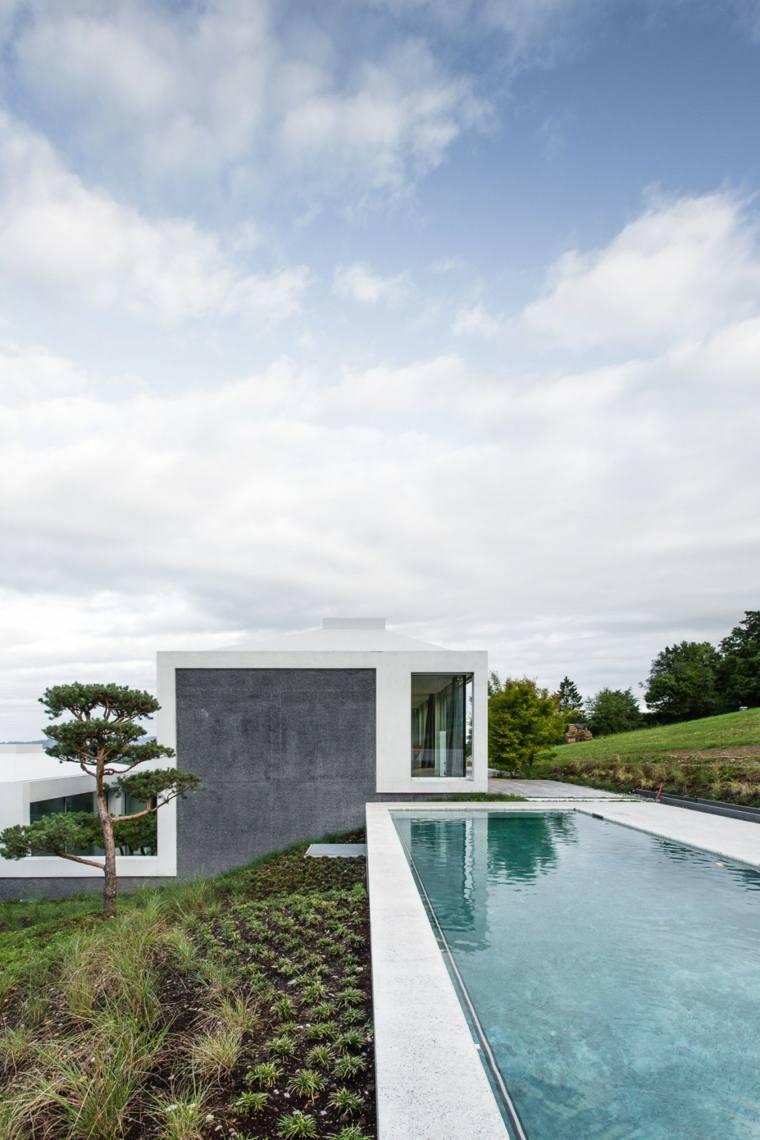 estupenda casa dieñada Think Architecture.