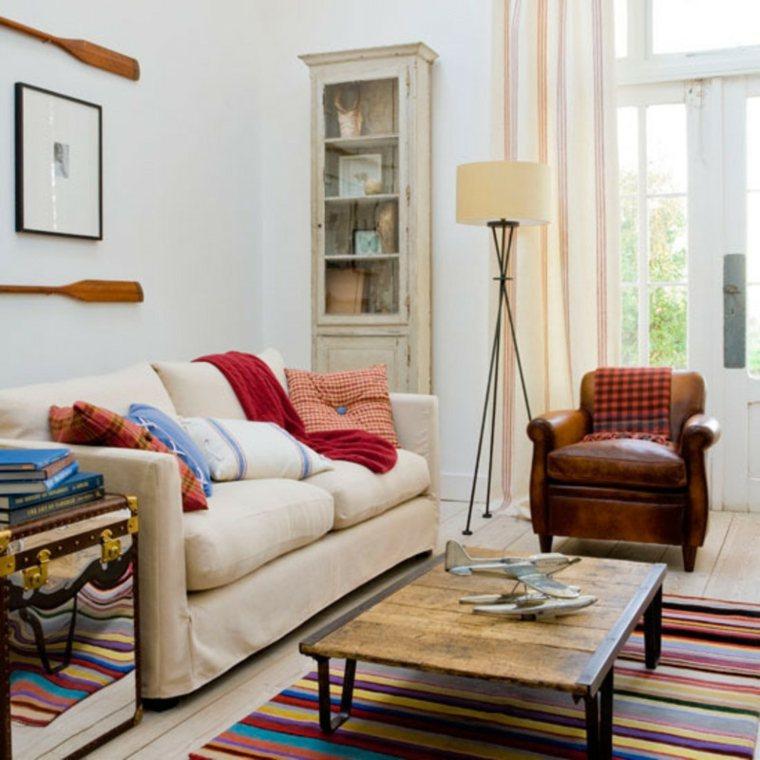 muebles sala estilo vintage