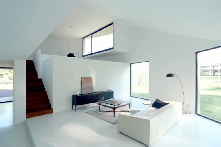 estupenda sala estar minimalista
