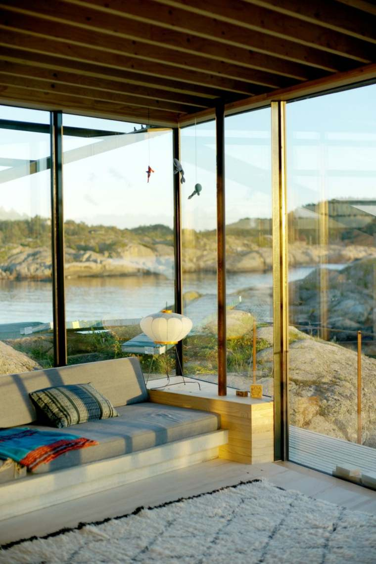 estupenda terraza acristalada vistas
