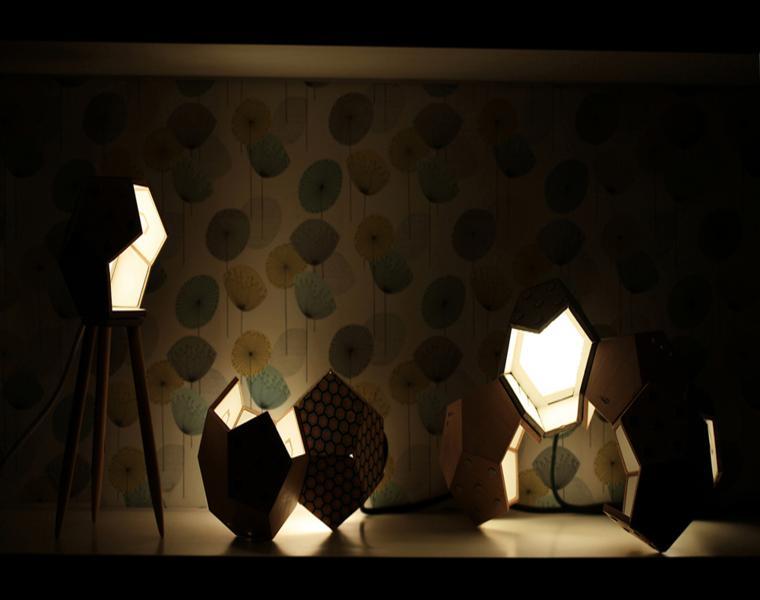 estupendas lamparas diseño moderno