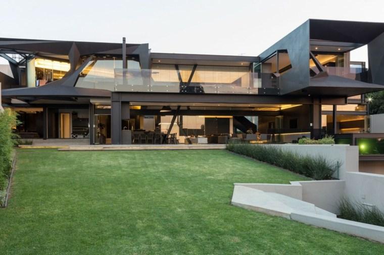fachada diseñada Nico van der Meulen Architects-diseno