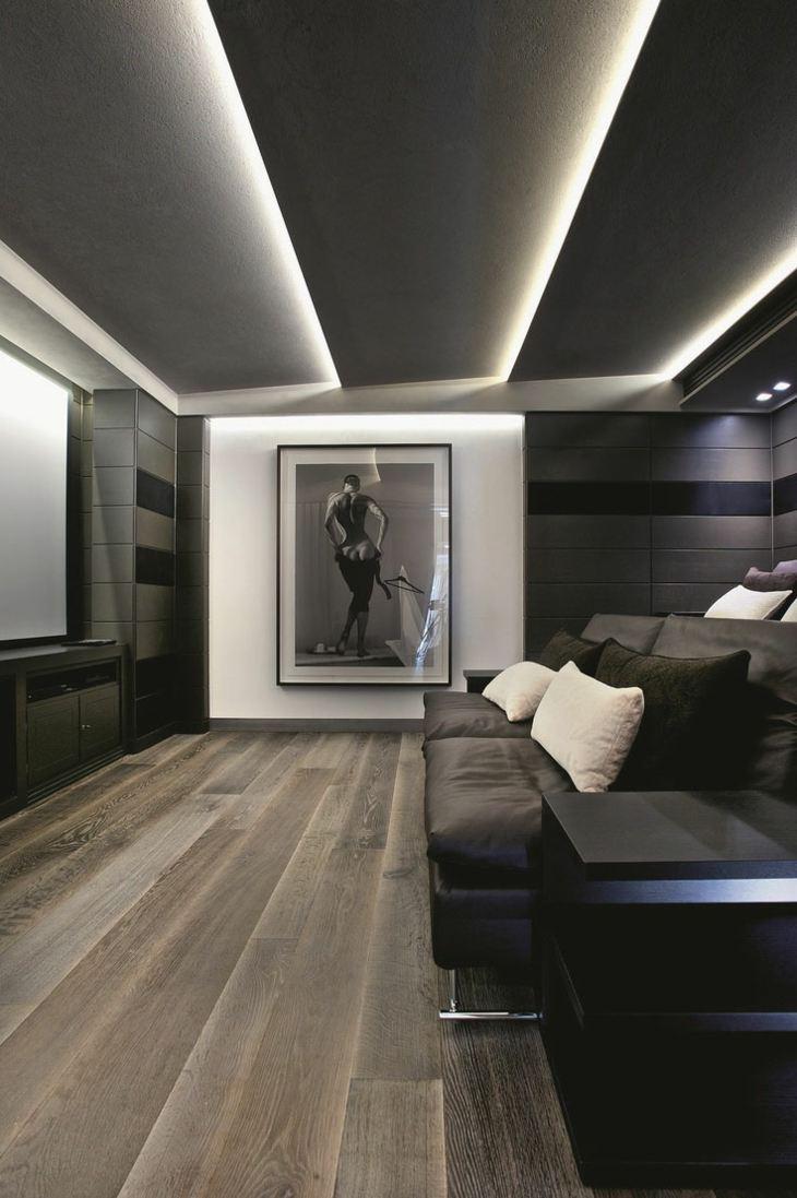 Falso techo dise o est tico y creativo para interiores - Iluminacion falso techo ...