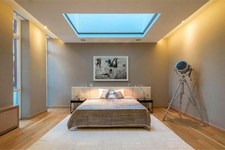 Falso techo dise o est tico y creativo para interiores - Decoracion falsos techos ...