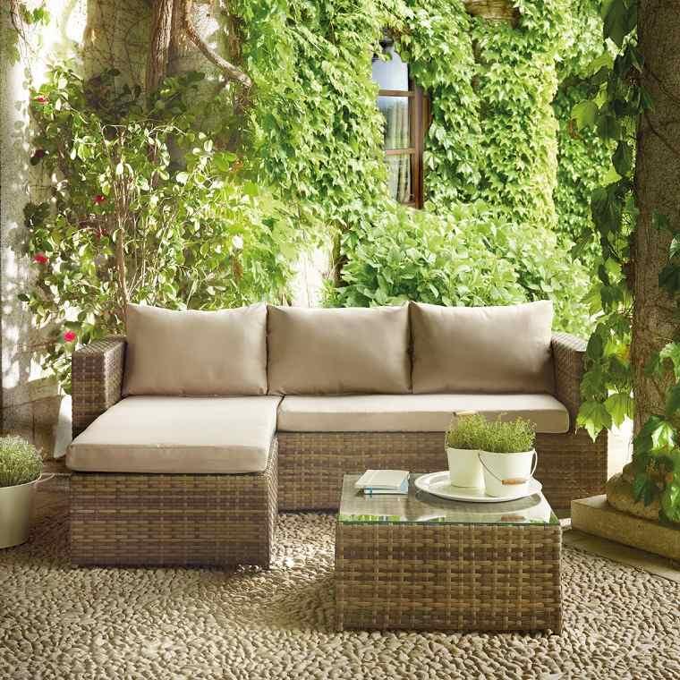 El corte ingles muebles y consejos para su selecci n - Muebles fibra sintetica ...