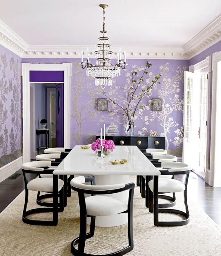 flores primavera decorar casa salon ramo hortensias ideas