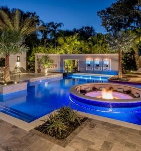 Casa jardin y los secretos para lograr ambientes armoniosos - Fotos de piscinas y jardines ...