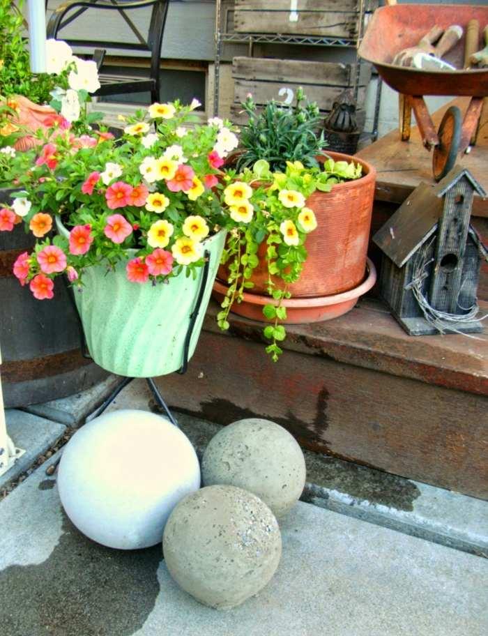 fresca concreto sistema hormigon flores