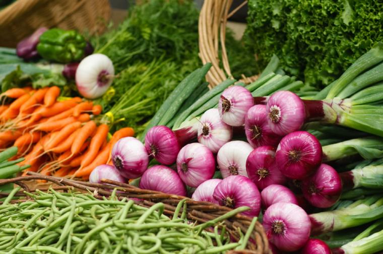 frutas verduras huerto casero