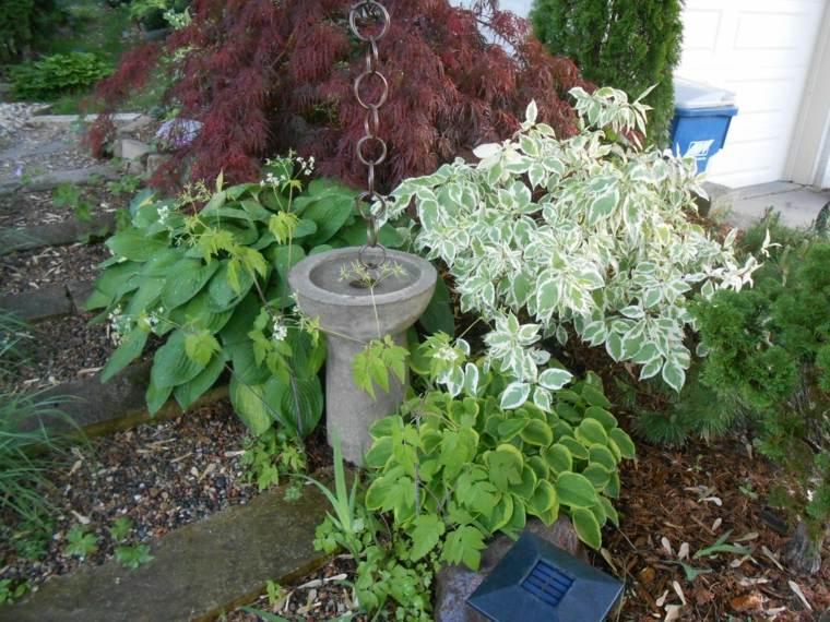 adornos para jardin 24 ideas frescas para esta temporada