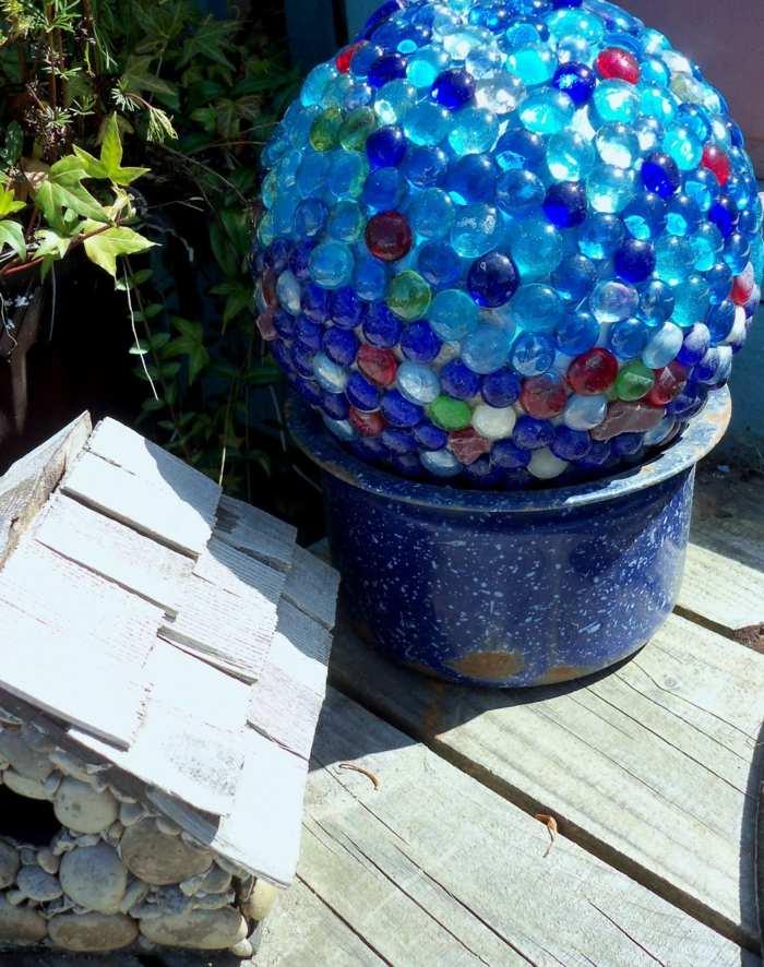 globo color llamativo azules coloridas