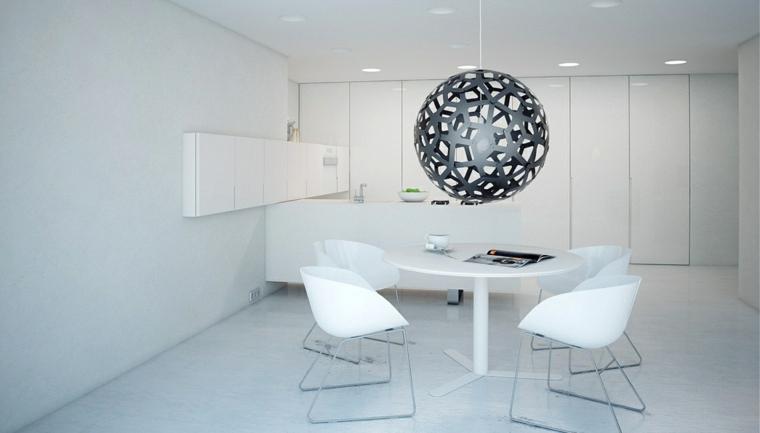 gris lampara tejado conceptos aspectos