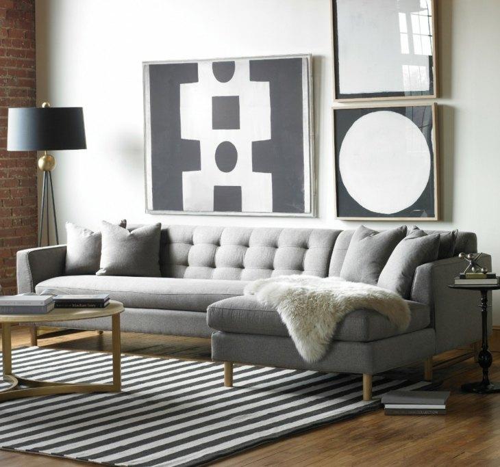 grises colores blanco lineas lamparas listas