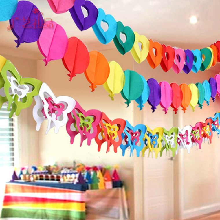 Ideas originales para cumplea os c mo decorar una fiesta for Decoracion de unas facil en casa