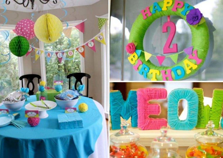 ideas originales para cumpleaños deco fiesta
