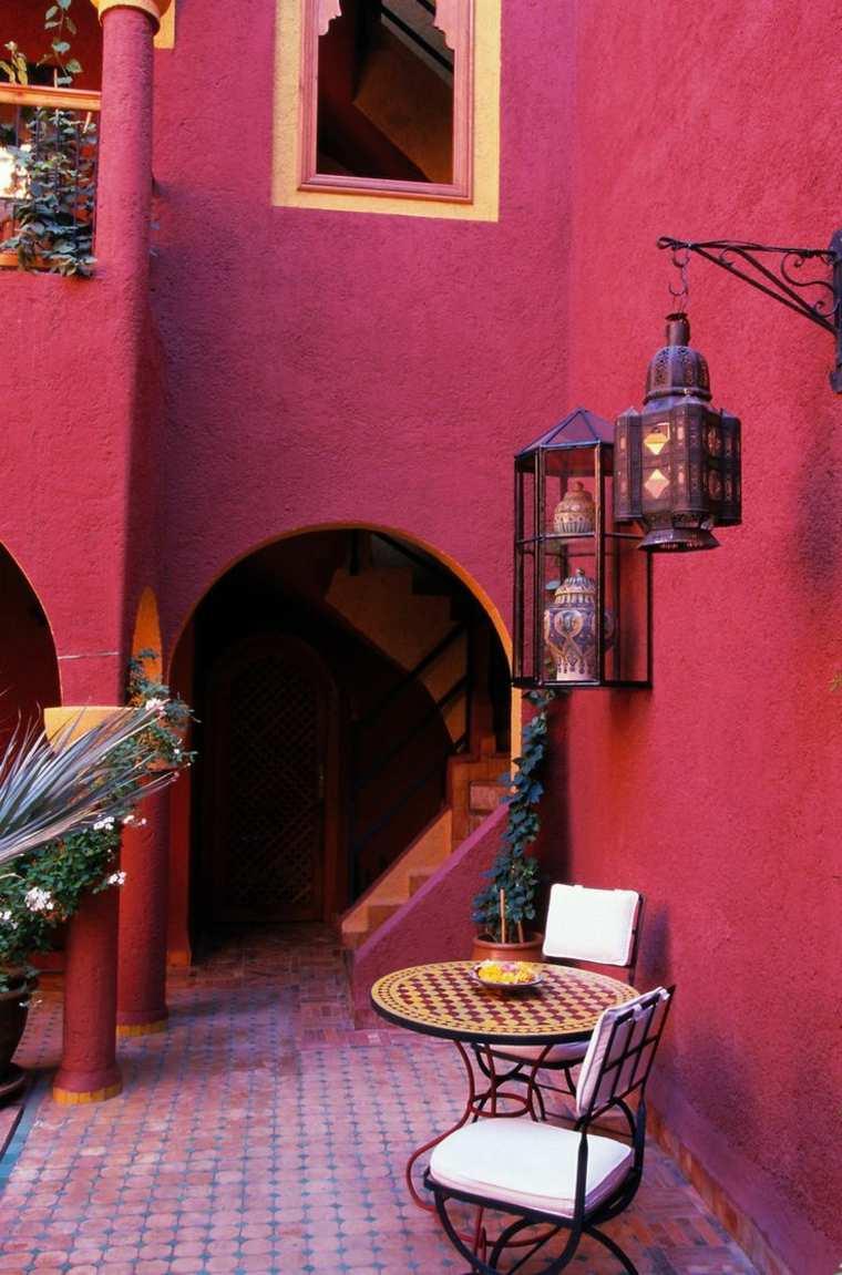 Iluminaci n farolas y linternas para el jard n moderno for Design hotel marrakech