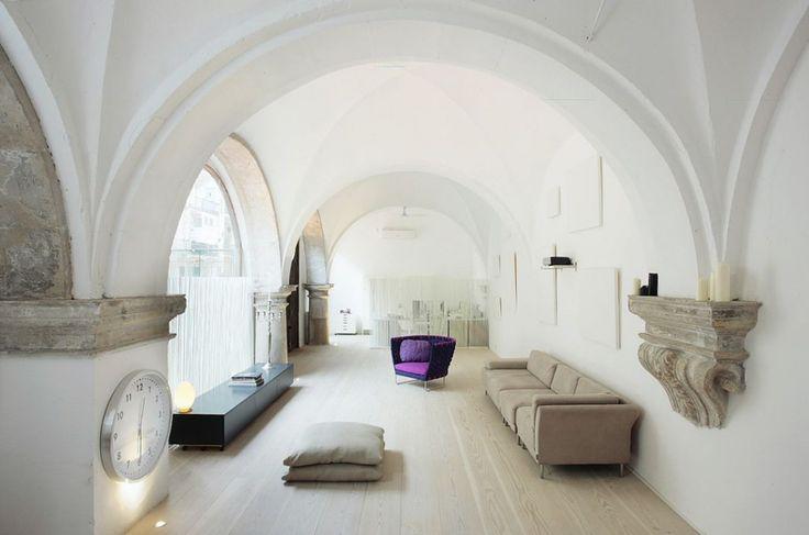 interior lujoso estilo clásico