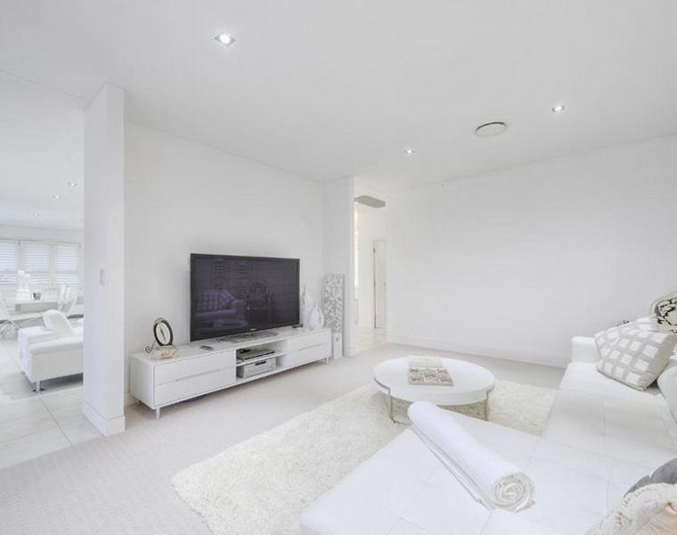 interiores modernos blanco