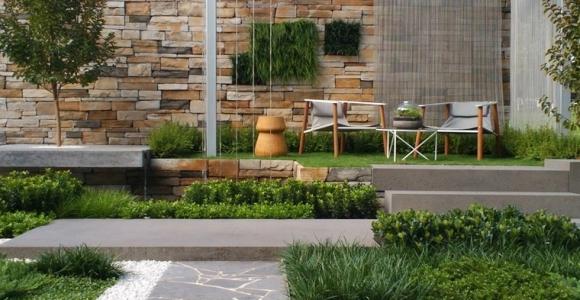 Casa jardín y diseños inspiradores para el exterior