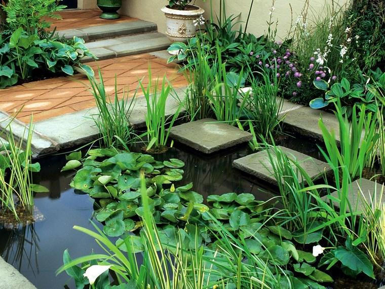 Jardines japoneses 36 ideas y consejos for Estanque japones