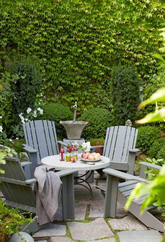 Decoraci n rom ntica y moderna para jard n y terraza for El jardin romantico