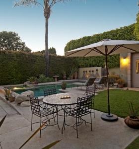 Modelos de dise os paisajistas con piscina 75 ideas for Piscina jardin secreto