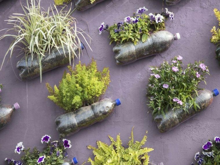 Adornos para jardin 24 ideas frescas para esta temporada for Bordillos de plastico para jardin