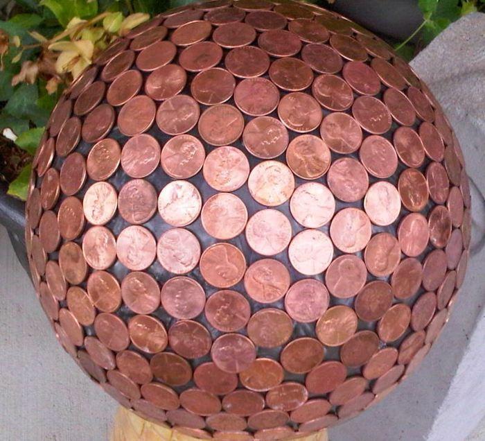 jardines esfera bolla bolos centavos frescos