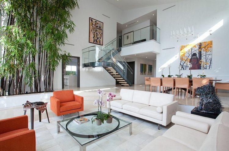 Decoracion bambu para interiores encantadores y relajantes - Todo sobre decoracion de interiores ...