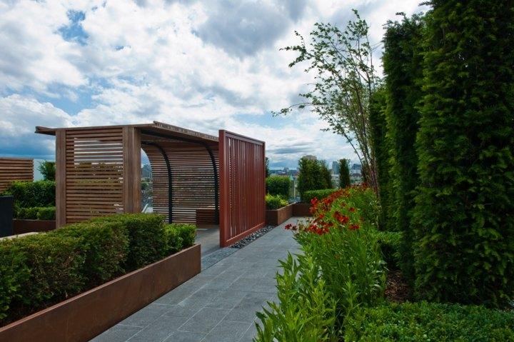 sillones especiales conceptos plantas exteriores