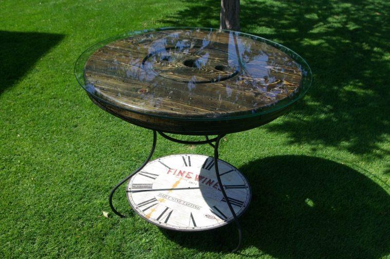 mesa original diseño diy