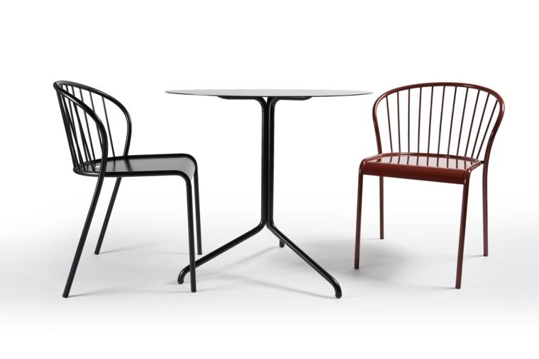 mesa original disenos aptos jardin redonda pequena ideas