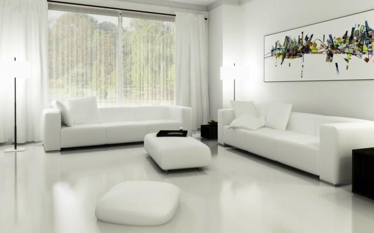 minimalistas decoraciones lineas salones alargao
