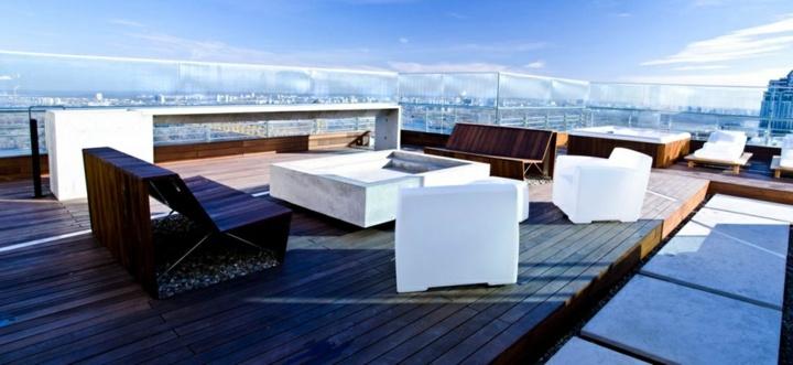 moderna elegantes efectos minimalista muebles