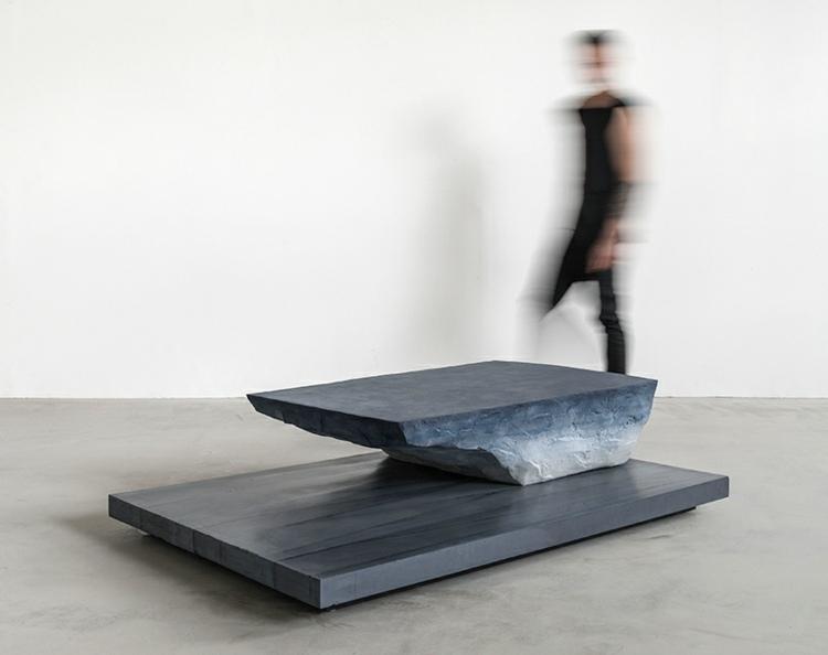mueble diseño mesas activas centro