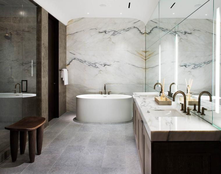 Fotos De Ba Os Cuarenta Ideas Inspiradoras Para Interiores