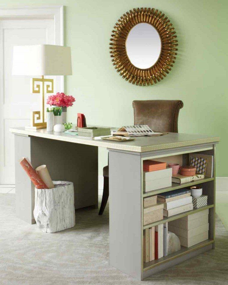 Muebles reciclados e ideas de muebles diy cuida el planeta for Muebles escritorio para casa