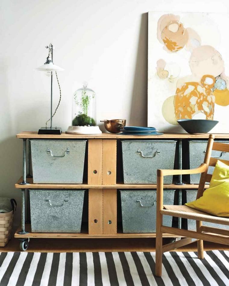 Muebles reciclados e ideas de muebles diy cuida el planeta - Muebles reciclados vintage ...