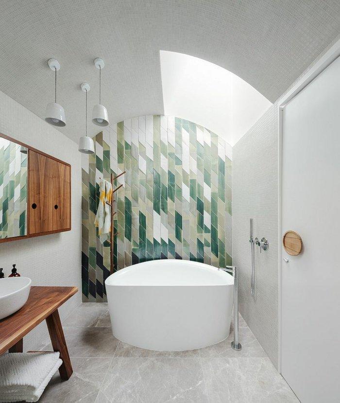 naturales efectos salas baño luces