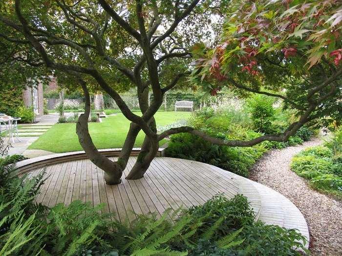 naturales estilos funcionales terraza plataforma