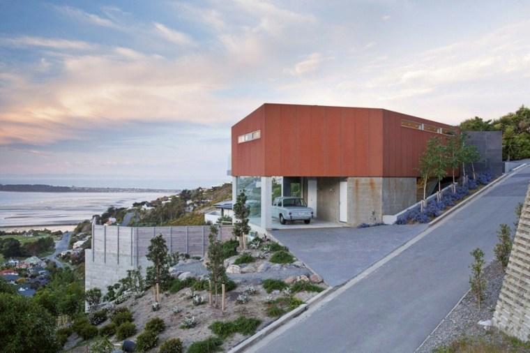 casa en nueva zelanda MAP Architects