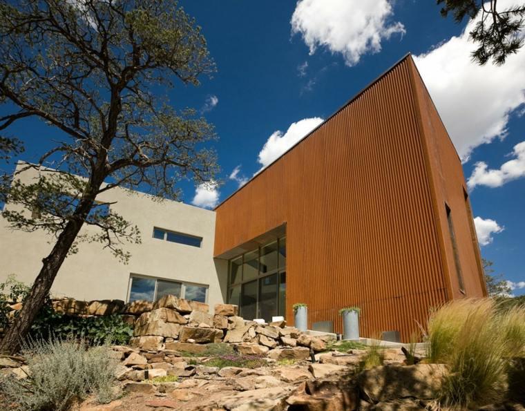 original casa fachada Edward Fitzgerald Architects.