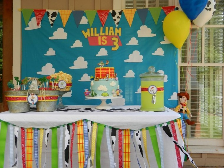 original decoracin cumple infantil