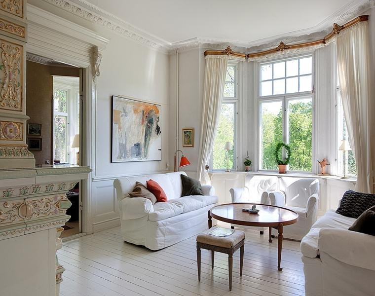 El Color Blanco En La Decoraci N De Interiores Dec Ralos ...