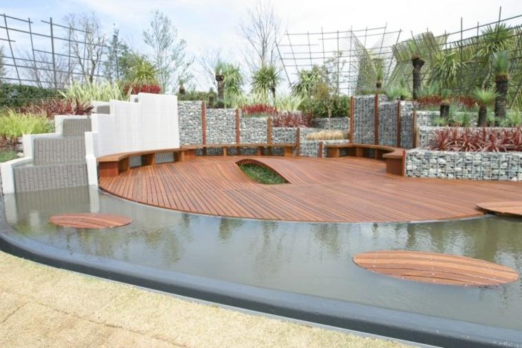 original decoracion jardin moderno