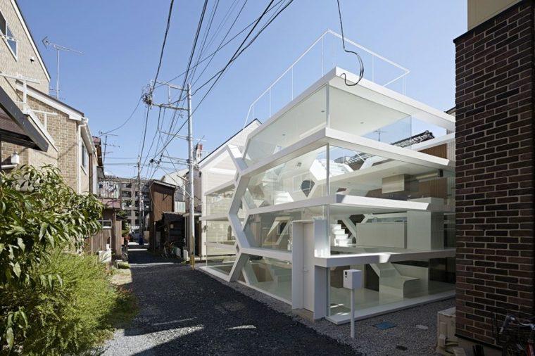 original diseno casa Yuusuke Karasawa Architects.