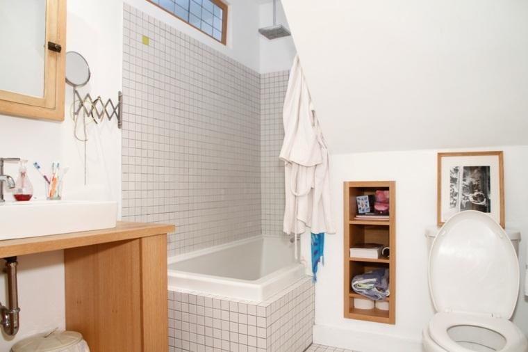 Baño Pequeno Original:originales diseños de baños modernos